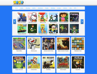 wowogames.com screenshot