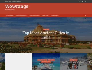 wowrange.com screenshot