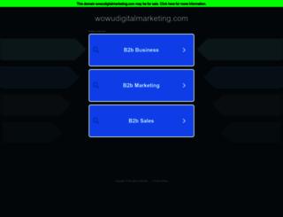 wowudigitalmarketing.com screenshot