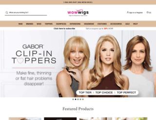 wowwigs.com screenshot