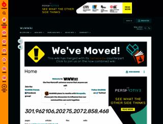 wowwiki.com screenshot