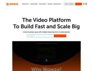wowzamedia.com screenshot