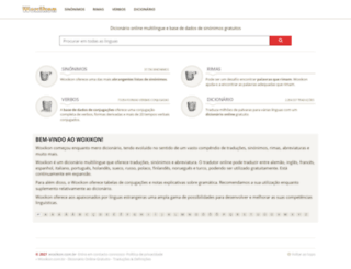 woxikon.com.br screenshot