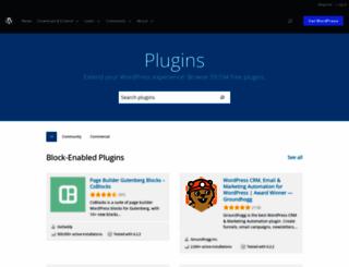 wp-plugins.net screenshot