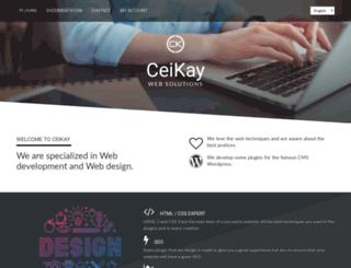wp-pluginsck.com screenshot
