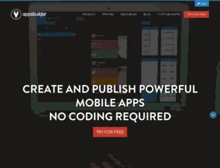 wp.apps-builder.com screenshot