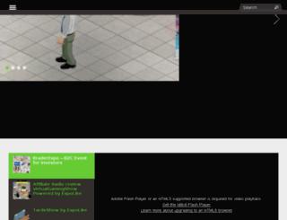 wp.expolike.com screenshot