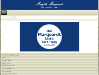 wp.marquardt-porzellan.de screenshot