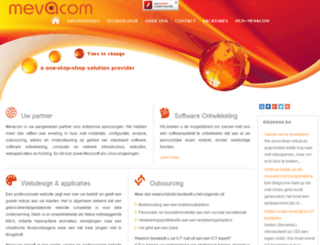 wp.mevacom.net screenshot