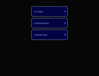 wp.pandaapp.com screenshot
