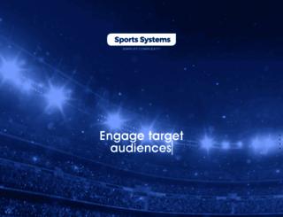wp.sportssystems.com screenshot