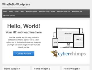 wp.wtdinfo.com screenshot