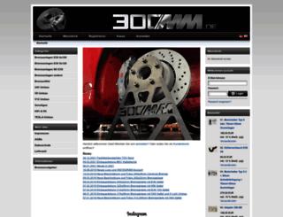 wp1016621.server-he.de screenshot