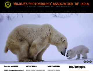 wpaidelhi.com screenshot