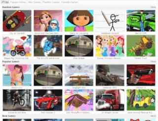 wparcadegames.com screenshot