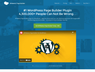 wpbakery.com screenshot