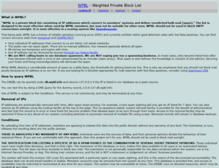 wpbl.info screenshot