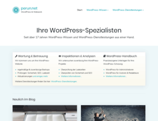 wpbuch.de screenshot