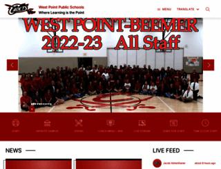 wpcadets.com screenshot
