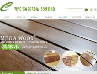 wpccascadia.com.my screenshot