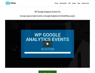 wpflow.com screenshot
