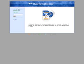 wpga.professionalwpplugins.com screenshot