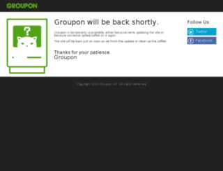wpgroupon.com screenshot