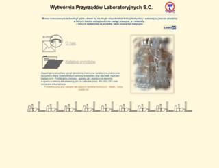 wpl.gliwice.pl screenshot