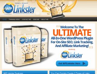 wplinkster.com screenshot