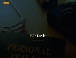 wplovin.com screenshot