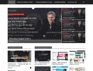 wpmienphi.com screenshot