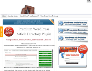 wppluginfactory.com screenshot