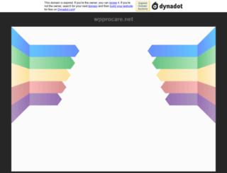 wpprocare.net screenshot