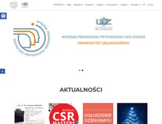 wpps.uz.zgora.pl screenshot