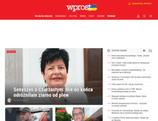 wprost.pl screenshot