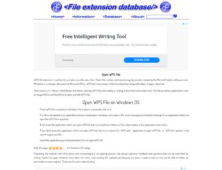 wps.extensionfile.net screenshot