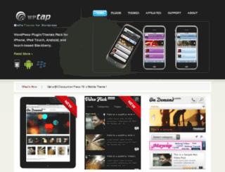 wptap.com screenshot
