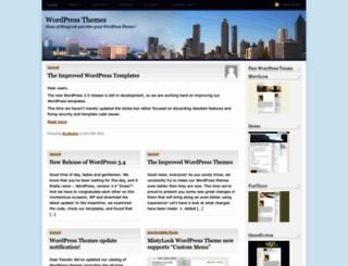 wpthemes.info screenshot