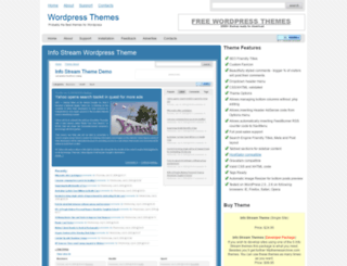 wpthemesarchive.com screenshot