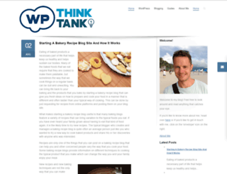 wpthinktank.com screenshot