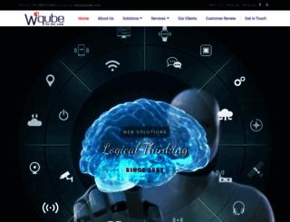 wqube.com screenshot