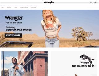 wrangler-ap.com screenshot