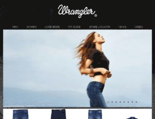 wranglerjeans.co.id screenshot