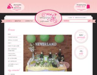 wrappedbyk.com.au screenshot