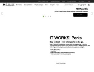wrapsbylymari.myitworks.com screenshot