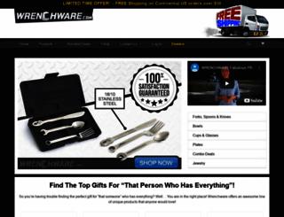 wrenchware.com screenshot