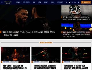 wrestlinginc.com screenshot