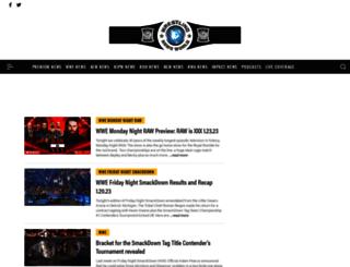 wrestlingnewsworld.com screenshot