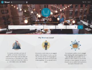 wrevel.com screenshot