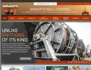 wrightswell.com screenshot